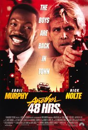 Another 48 Hrs. 1990 Cover