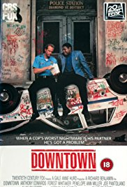 Downtown 1990 Cover