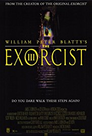 The Exorcist III 1990 Cover