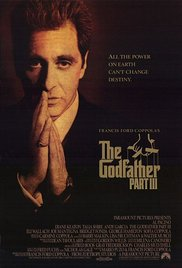 The Godfather: Part III 1990 Cover