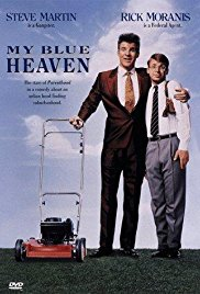 My Blue Heaven 1990 Cover