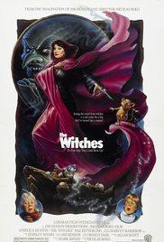 The Witches 1990 Cover