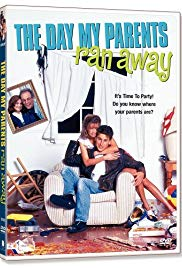 The Day My Parents Ran Away 1993 Cover