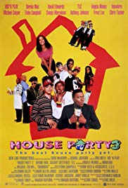 House Party 3 1994 Cover