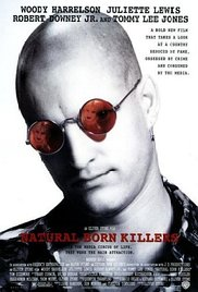 Natural Born Killers 1994 Cover