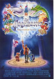 The Pagemaster 1994 Cover