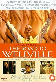 The Road to Wellville 1994 Cover