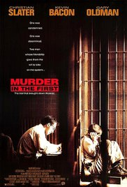 Murder in the First 1995 Cover