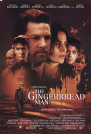 The Gingerbread Man 1998 Cover