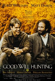 Good Will Hunting 1997 Cover
