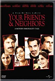 Your Friends & Neighbors 1998 Cover