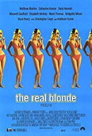 The Real Blonde 1997 Cover