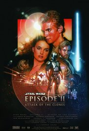Star Wars: Episode II - Attack of the Clones 2002 Cover