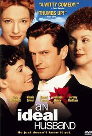 An Ideal Husband 1999 Cover