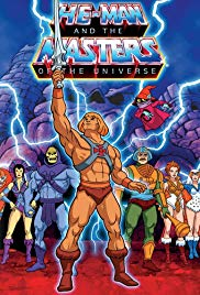 He-Man and the Masters of the Universe 1983 Cover