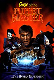 Curse of the Puppet Master 1998 Cover