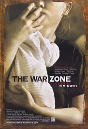 The War Zone 1999 Cover