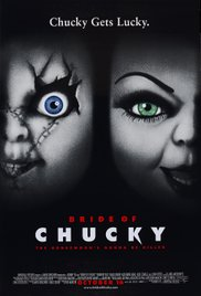 Bride of Chucky 1998 Cover