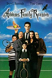 Addams Family Reunion 1998 Cover