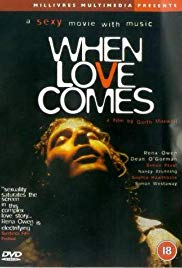 When Love Comes Along 1998 Cover