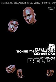 Belly 1998 Cover