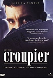 Croupier 1998 Cover