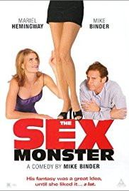 The Sex Monster 1999 Cover