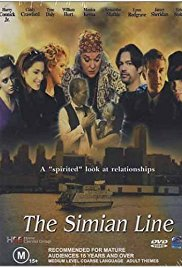 The Simian Line 2000 Cover