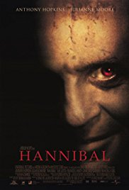 Hannibal 2001 Cover