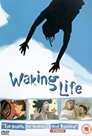 Waking Life 2001 Cover