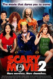Scary Movie 2 2001 Cover