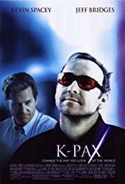 K-PAX 2001 Cover