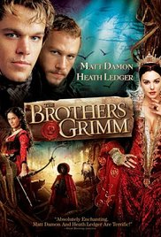The Brothers Grimm 2005 Cover