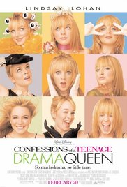 Confessions of a Teenage Drama Queen 2004 Cover