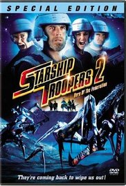 Starship Troopers 2: Hero of the Federation 2004 Cover