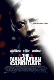 The Manchurian Candidate 2004 Cover