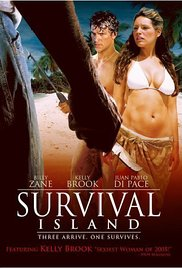Survival Island 2005 Cover