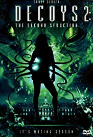 Decoys 2: Alien Seduction 2007 Cover