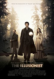 The Illusionist 2006 Cover