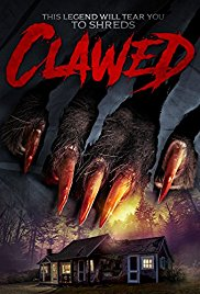 Clawed 2017 Cover