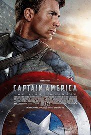 Captain America: The First Avenger 2011 Cover