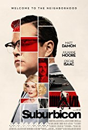 Suburbicon 2017 Cover