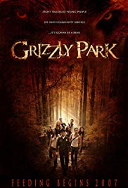Grizzly Park 2008 Cover