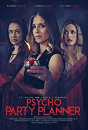 Psycho Party Planner 2020 Cover