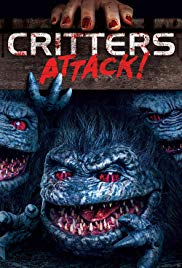 Critters Attack! 2019 Cover