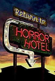 Return to Horror Hotel 2019 Cover