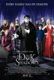 Dark Shadows 2012 Cover