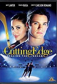 The Cutting Edge 3: Chasing the Dream 2008 Cover
