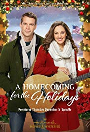 Stream A Homecoming for the Holidays (2019)