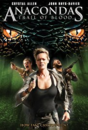 Anacondas: Trail of Blood 2009 Cover